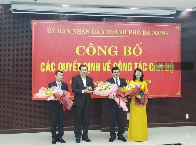 Đà Nẵng: Bổ nhiệm vợ làm Giám đốc Sở KH&ĐT, chồng làm Bí thư quận - Ảnh 1.