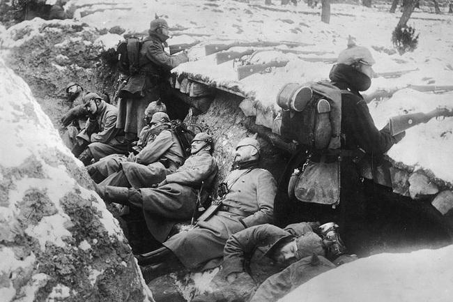 Nét kinh điển trong thiết kế chiến hào thời Chiến tranh Thế giới thứ nhất - Ảnh 2.