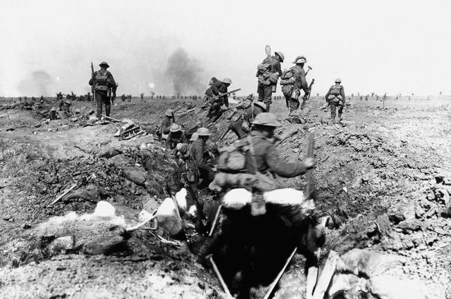 Nét kinh điển trong thiết kế chiến hào thời Chiến tranh Thế giới thứ nhất - Ảnh 3.
