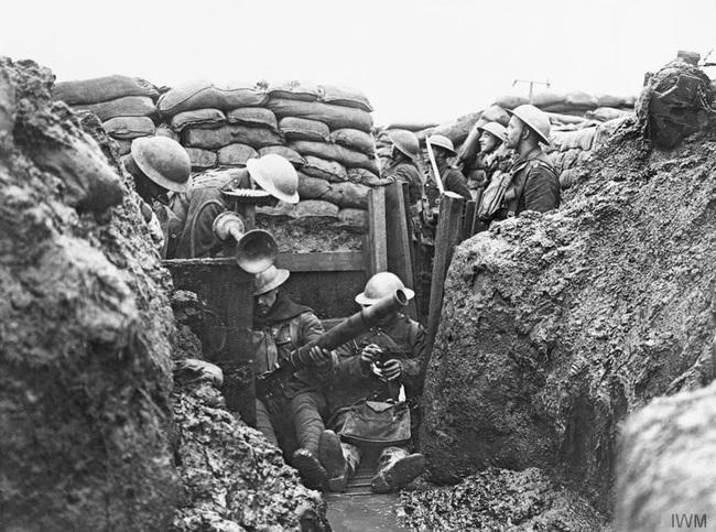 Nét kinh điển trong thiết kế chiến hào thời Chiến tranh Thế giới thứ nhất - Ảnh 4.