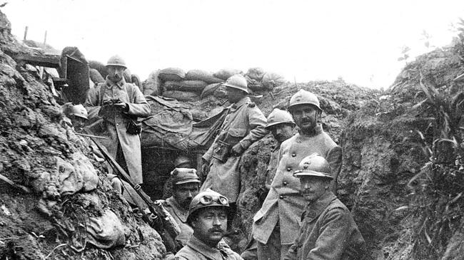 Nét kinh điển trong thiết kế chiến hào thời Chiến tranh Thế giới thứ nhất - Ảnh 5.