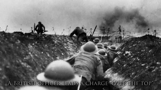 Nét kinh điển trong thiết kế chiến hào thời Chiến tranh Thế giới thứ nhất - Ảnh 6.