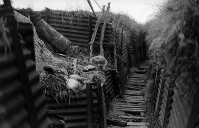 Nét kinh điển trong thiết kế chiến hào thời Chiến tranh Thế giới thứ nhất - Ảnh 11.