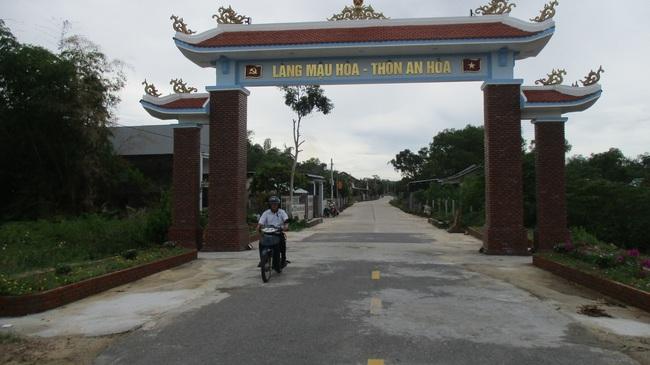 """10 năm xây dựng nông thôn mới ở Quảng Nam: Xã Duy Trung """"thay áo mới"""" - Ảnh 1."""