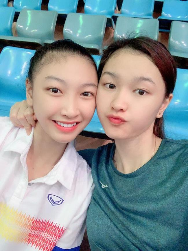 Cặp chị em bóng chuyền Việt Nam: Sắc nước hương trời, tài năng thiên phú - Ảnh 6.