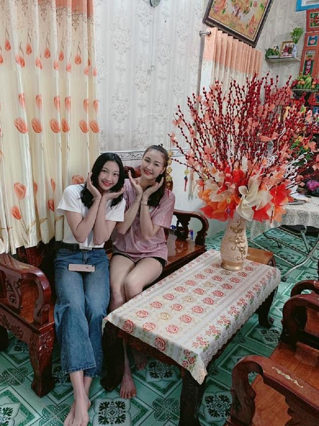 Cặp chị em bóng chuyền Việt Nam: Sắc nước hương trời, tài năng thiên phú - Ảnh 7.