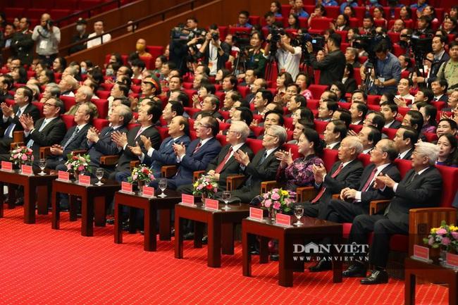 Lãnh đạo Đảng, Nhà nước dự Lễ kỷ niệm Ngày truyền thống Mặt trận Tổ quốc Việt Nam - Ảnh 8.