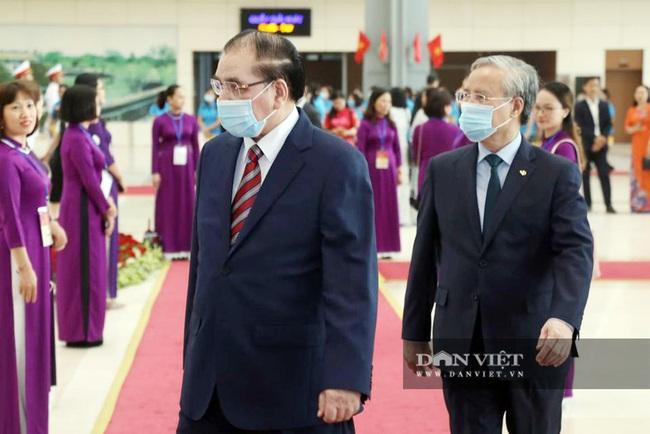 Ảnh: Lãnh đạo Đảng, Nhà nước dự Lễ kỷ niệm Ngày truyền thống Mặt trận Tổ quốc Việt Nam - Ảnh 3.