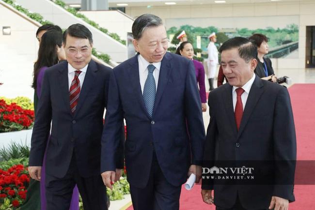Ảnh: Lãnh đạo Đảng, Nhà nước dự Lễ kỷ niệm Ngày truyền thống Mặt trận Tổ quốc Việt Nam - Ảnh 6.