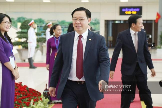 Ảnh: Lãnh đạo Đảng, Nhà nước dự Lễ kỷ niệm Ngày truyền thống Mặt trận Tổ quốc Việt Nam - Ảnh 7.