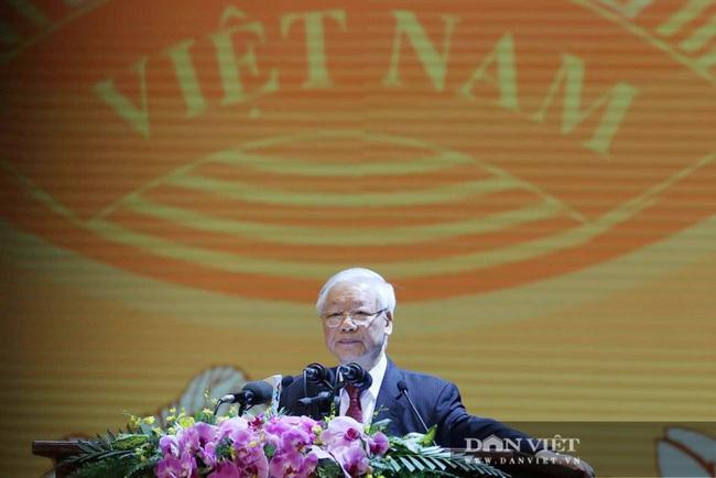 Ảnh: Lãnh đạo Đảng, Nhà nước dự Lễ kỷ niệm Ngày truyền thống Mặt trận Tổ quốc Việt Nam - Ảnh 10.