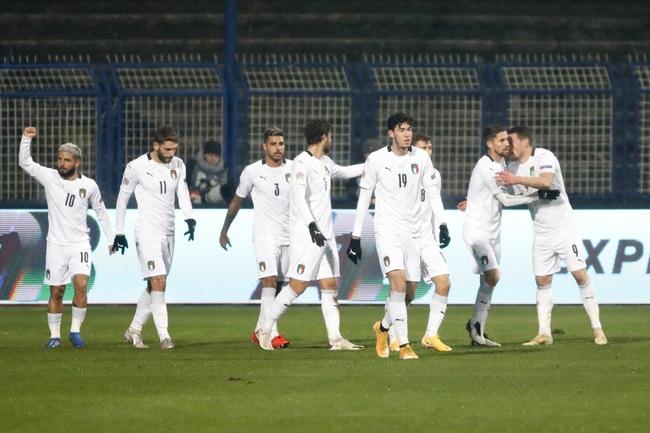 Italia vào bán kết UEFA Nations League, trợ lý HLV Evani vui nhất điều gì? - Ảnh 1.