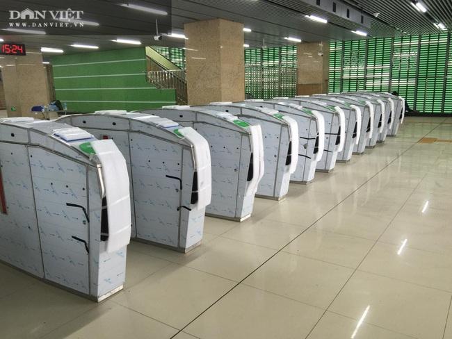 Bên trong tàu Cát Linh - Hà Đông công nghệ Trung Quốc có gì đặc biệt? - Ảnh 3.
