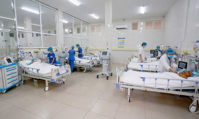 Bệnh viện T.Ư Huế nhận giải thưởng danh giá về cấp cứu, điều trị đột quỵ  - Ảnh 3.