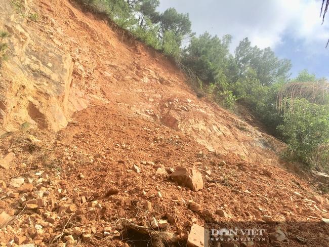 Thanh Hoá: Hàng chục hộ dân sống thấp thỏm dưới chân núi Cát Dương - Ảnh 4.