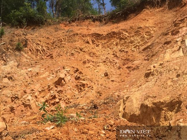 Thanh Hoá: Hàng chục hộ dân sống thấp thỏm dưới chân núi Cát Dương - Ảnh 8.
