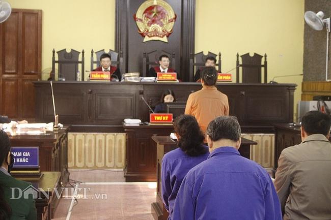 Tuyên y án 4 bị cáo trong vụ gian lận điểm thi ở Sơn La - Ảnh 1.