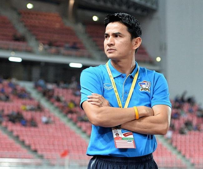 Kiatisak từng thành công vang dội khi dẫn tuyển Thái Lan.