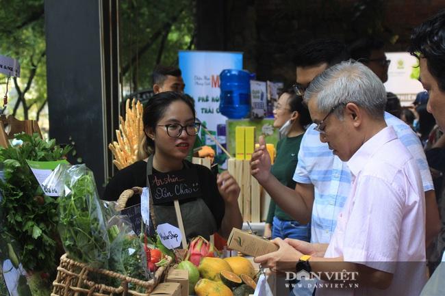 Phiên chợ organic tại Sài Gòn: Mang heo rừng hữu cơ đến xẻ thịt bán tại chỗ cho người tiêu dùng - Ảnh 13.