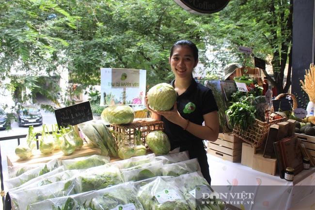 Phiên chợ organic tại Sài Gòn: Mang heo rừng hữu cơ đến xẻ thịt bán tại chỗ cho người tiêu dùng - Ảnh 7.