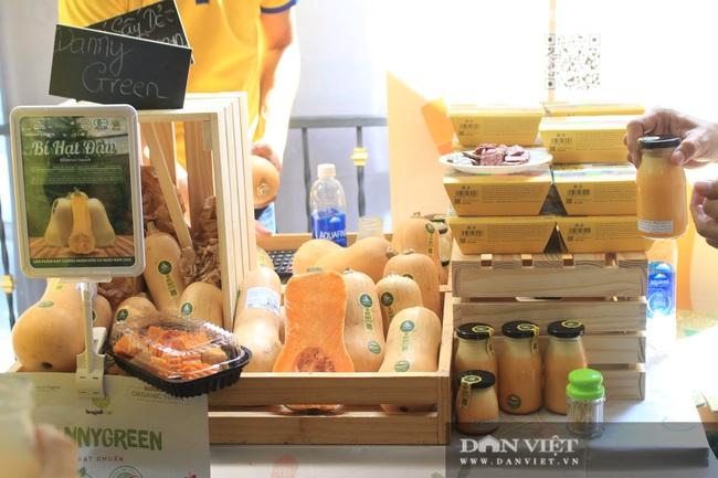 Phiên chợ organic tại Sài Gòn: Mang heo rừng hữu cơ đến xẻ thịt bán tại chỗ cho người tiêu dùng - Ảnh 5.
