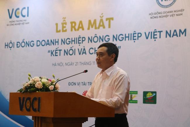 Hội đồng Doanh nghiệp Nông nghiệp Việt Nam chính thức ra mắt - Ảnh 1.