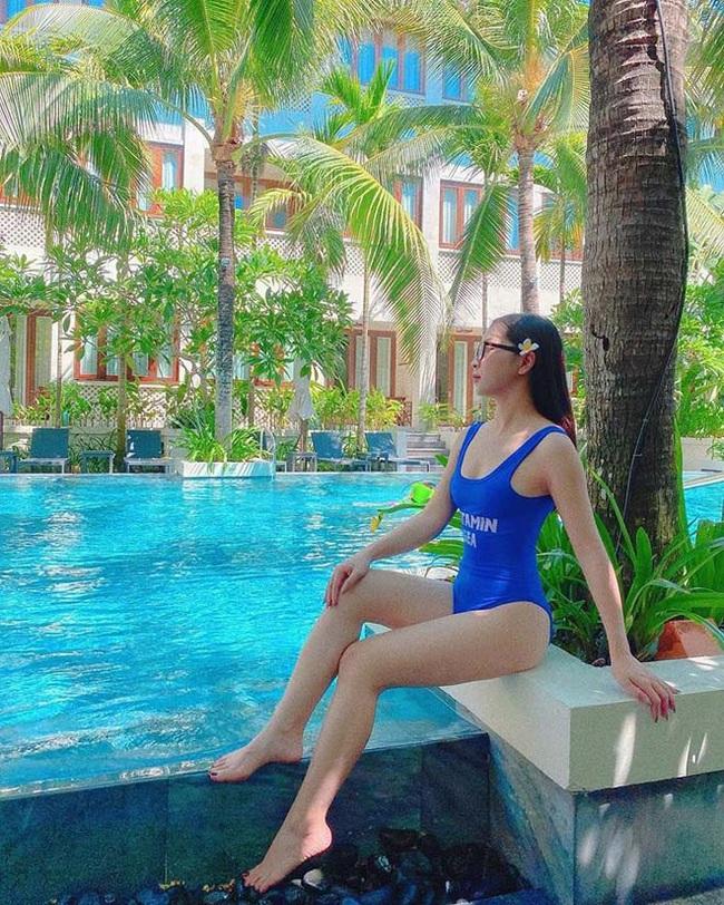 Bạn gái cũ của Quang Hải, Nhật Lê ngày càng rạng rỡ - Ảnh 10.