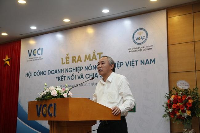Hội đồng Doanh nghiệp Nông nghiệp Việt Nam chính thức ra mắt - Ảnh 2.