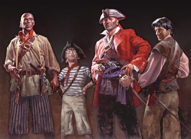 """Truy tìm kho báu khổng lồ của """"Vua hải tặc"""" Samuel Bellamy - Ảnh 1."""