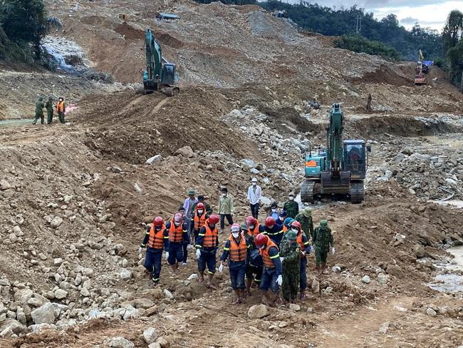 Gia đình các công nhân mất tích tại Rào Trăng 3 mong sớm triển khai tìm kiếm giai đoạn 4 - Ảnh 3.