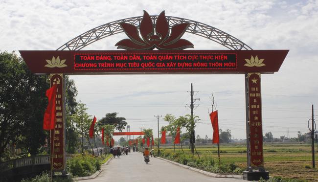 Ninh Bình: Đẩy mạnh xây dựng nông thôn kiểu mẫu - Ảnh 1.