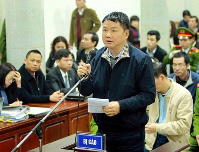 Ngày 14/12, ông Đinh La Thăng sẽ hầu tòa trong vụ sai phạm tại cao tốc TP.HCM - Trung Lương - Ảnh 1.
