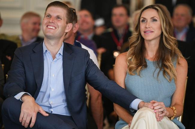 """Không phải """"nữ thần"""" Ivanka, đây mới là người phụ nữ nối gót Trump ra tranh cử? - Ảnh 4."""