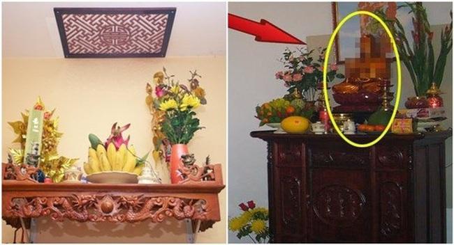 Đặt bàn thờ nên tránh 'hao tài' này, nhà nào làm sai sửa ngay - Ảnh 1.