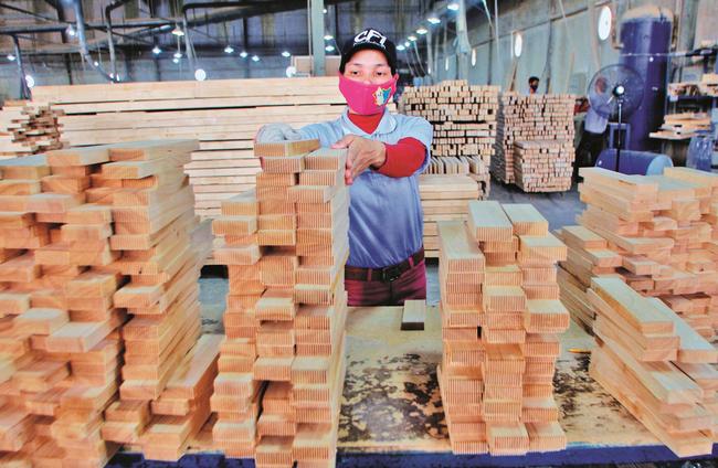 Xuất khẩu gỗ sẽ cán đích 13 tỷ USD - Ảnh 1.