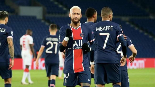 Neymar giúp PSG đánh bại Leipzig, Tuchel thở phào nhẹ nhõm - Ảnh 1.