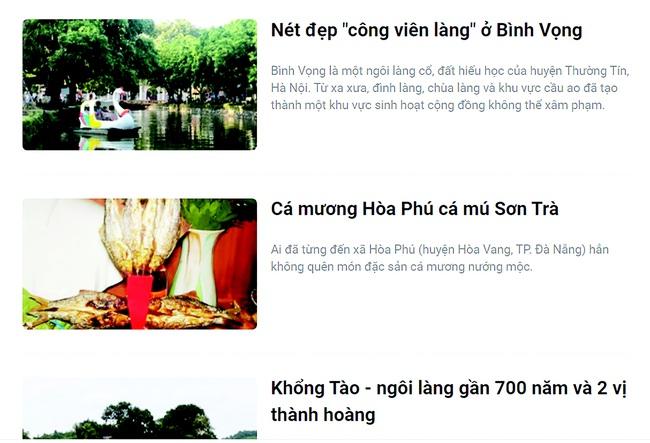 """""""Kể chuyện làng"""", kể chuyện tâm hồn Việt - Ảnh 3."""