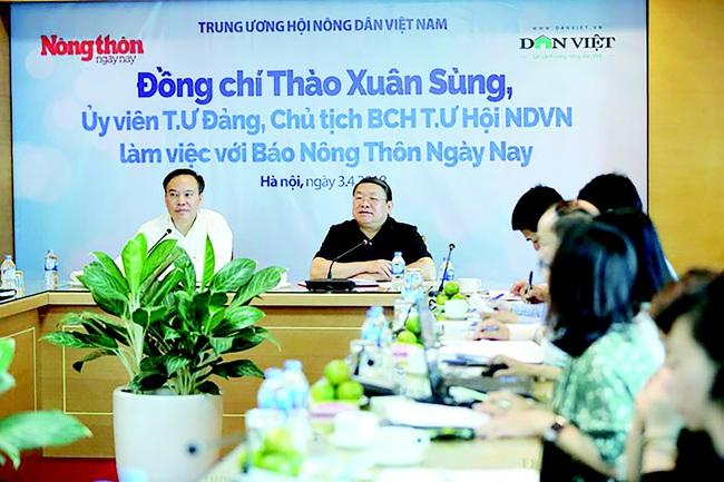 Dân Việt - báo điện tử thực sự vì nông dân, nông nghiệp, nông thôn - Ảnh 3.