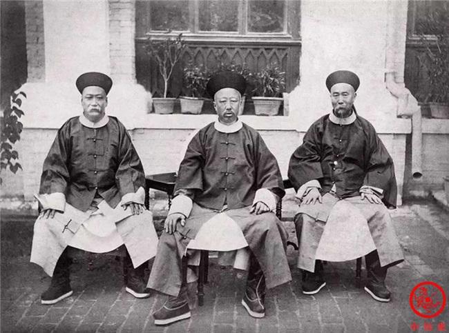 Loạt ảnh khắc họa tướng mạo thật của các vị quan văn võ cuối triều nhà Thanh - Ảnh 2.