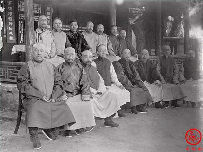 Loạt ảnh khắc họa tướng mạo thật của các vị quan văn võ cuối triều nhà Thanh - Ảnh 5.