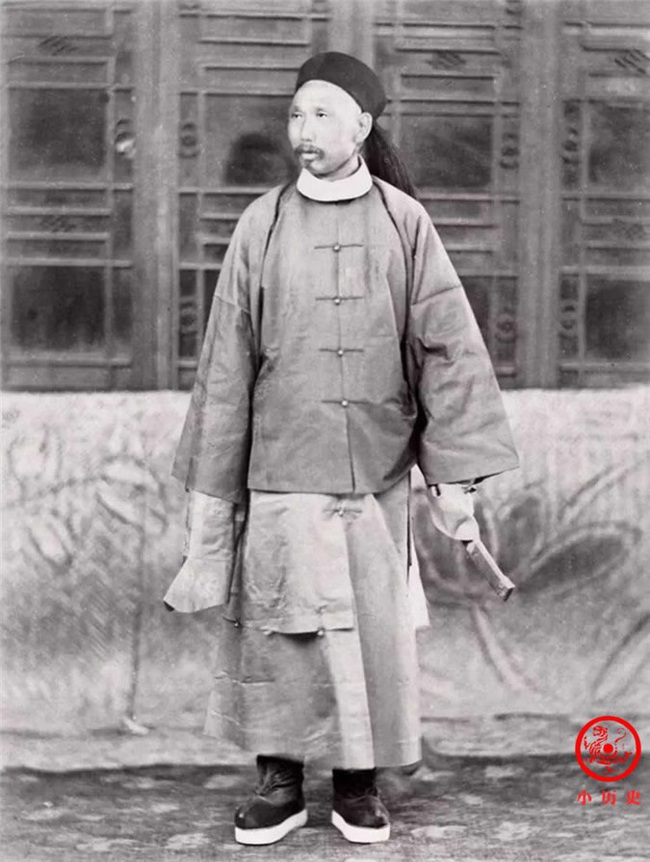 Loạt ảnh khắc họa tướng mạo thật của các vị quan văn võ cuối triều nhà Thanh - Ảnh 6.