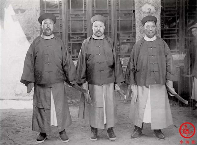 Loạt ảnh khắc họa tướng mạo thật của các vị quan văn võ cuối triều nhà Thanh - Ảnh 8.