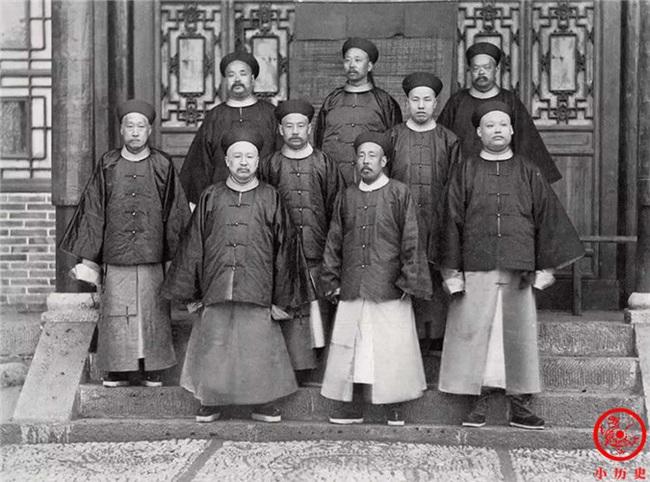 Loạt ảnh khắc họa tướng mạo thật của các vị quan văn võ cuối triều nhà Thanh - Ảnh 9.