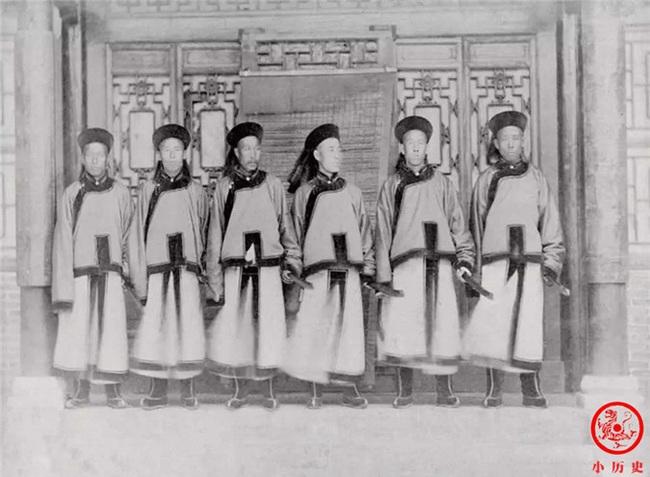 Loạt ảnh khắc họa tướng mạo thật của các vị quan văn võ cuối triều nhà Thanh - Ảnh 10.