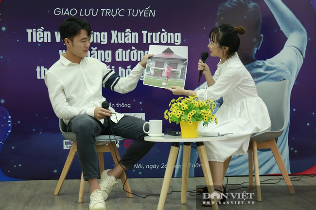 Lương Xuân Trường chia sẻ những câu chuyện thú vị khi thi đấu ở Thái Lan - Ảnh 1.