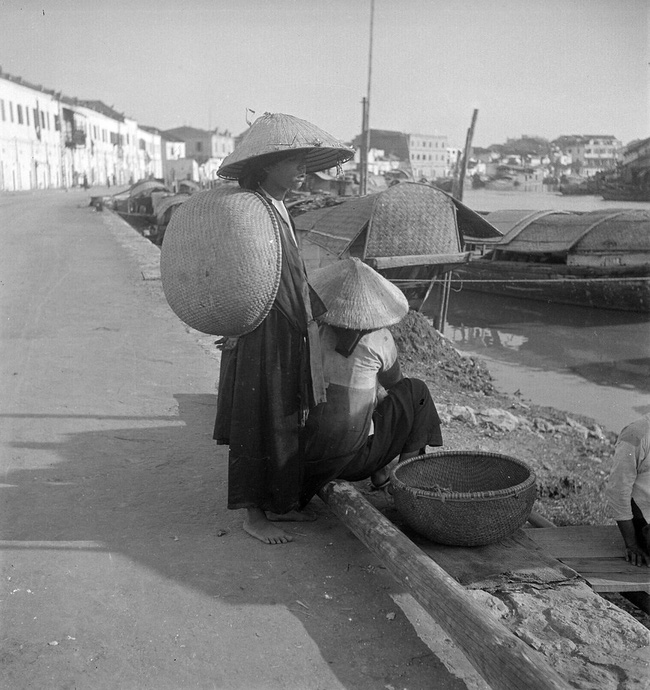 Khám phá bến Tam Bạc ở Hải Phòng năm 1937 - Ảnh 1.