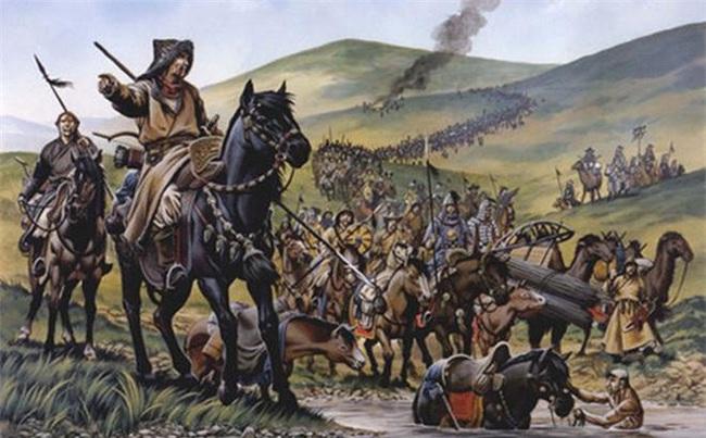 Cung thủ giỏi nhất Mông Cổ suýt bắn chết Thành Cát Tư Hãn là ai? - Ảnh 2.