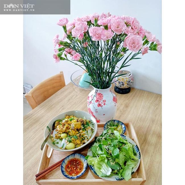 Tuyệt chiêu nấu mì Quảng gà thơm ngon đúng điệu - Ảnh 5.