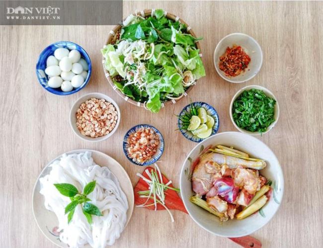 Tuyệt chiêu nấu mì Quảng gà thơm ngon đúng điệu, mẹ nấu con mê - Ảnh 3.