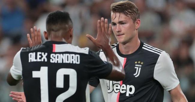 Juventus đón 2 trụ cột ở hàng thủ trở lại